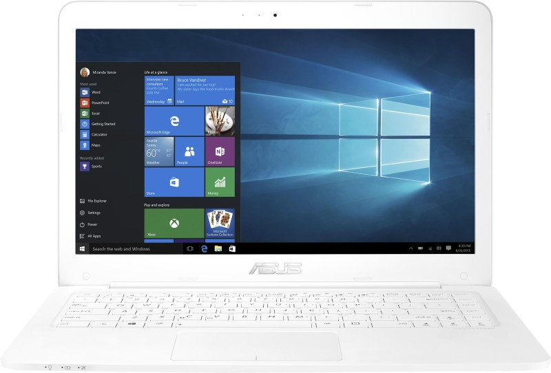 Asus E402SA-WX014T  (14 Inch|2 GB|Win 10 Home)