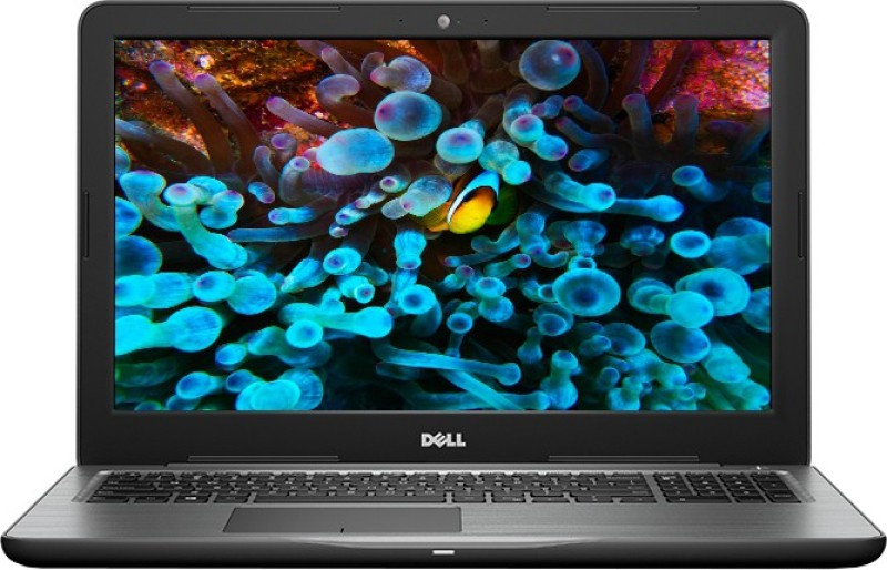 Dell Inspiron Core i5 7th Gen - (8 GB/1 TB HDD/Windows 10 Home/2 GB Graphics) 5567 Notebook(15.6 inch, Black) Inspiron 15
