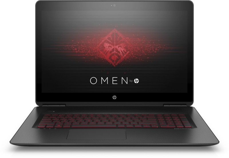 HP OMEN Core i7 7th Gen - (16 GB/1 TB HDD/256 GB SSD/Windows 10 Home/8 GB Graphics) 17-w250TX Gaming Laptop(17.3 inch, Black)