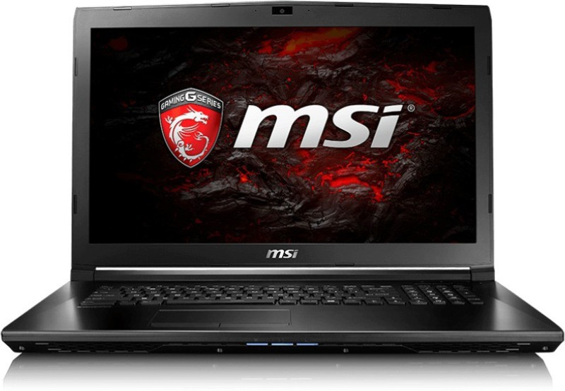 MSI GL Core i7 7th Gen - (8 GB/1 TB HDD/Windows 10 Home/4 GB Graphics) GL62 7RD Gaming Laptop(15.6 inch, Black, 2.7 kg) image