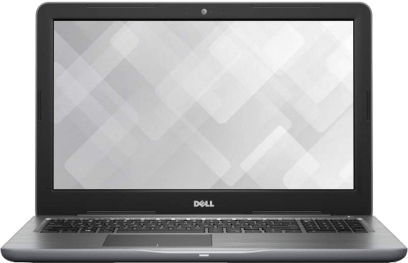 Dell Inspiron Core i5 7th Gen - (8 GB/1 TB HDD/Windows 10 Home/2 GB Graphics) 5567 Notebook(15.6 inch, Grey) Inspiron 15