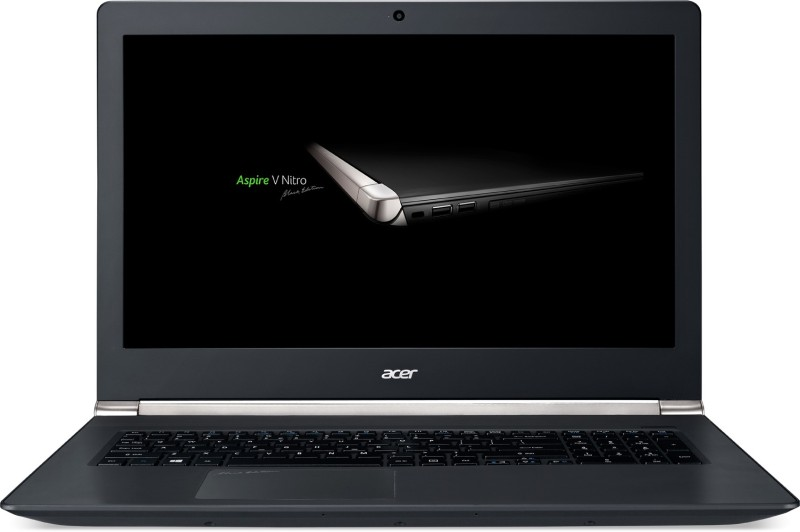 Acer Aspire Core i7 4th Gen - (12 GB/1 TB HDD/Windows 10 Home/4 GB Graphics) VN7-591G Gaming Laptop(15.6 inch, Black, 2.4 kg) image