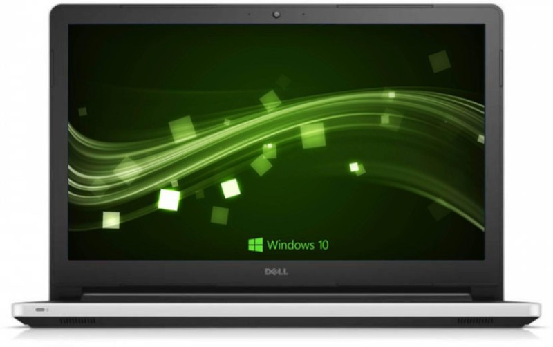 Dell Inspiron 5559  Notebook (15.6 Inch|Core I5|8 GB|Win 10 Home|1 TB)