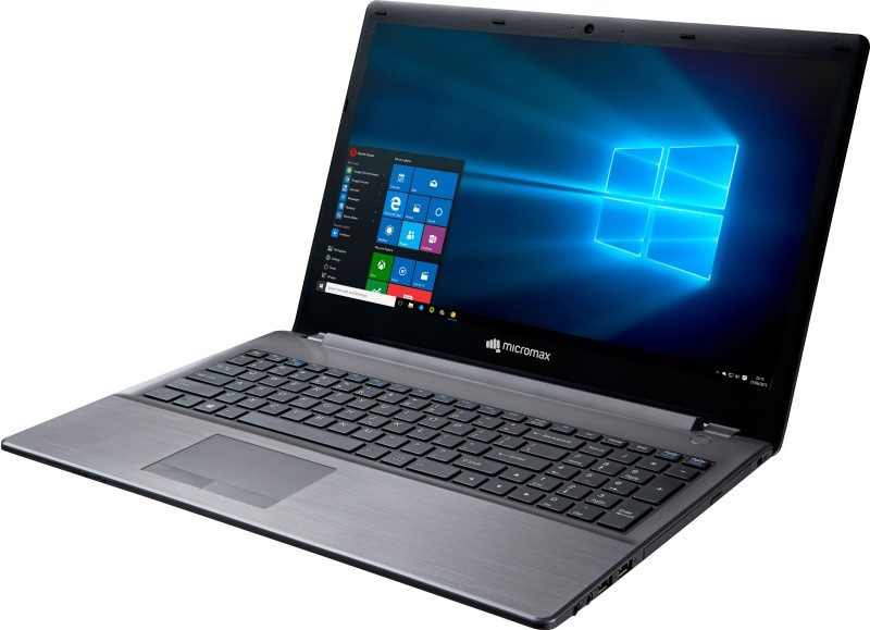 Micromax Alpha Core i3 5th Gen - (6 GB/500 GB HDD/Windows 10 Home) LI351 Laptop(15.6 inch, Grey) image