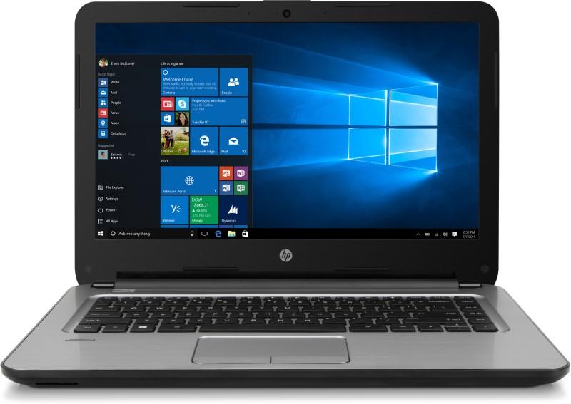HP Core i5 7th Gen - (8 GB/1 TB HDD/Windows 10 Pro) 348 G4 Business Laptop(14 inch, Black, 2 kg) image