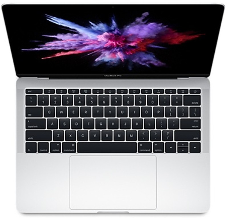 Apple Macbook Pro Core i5 - (8 GB/256 GB SSD/Mac OS Sierra) MLVP2HN/A(13 inch, Silver, 1.37 kg) image