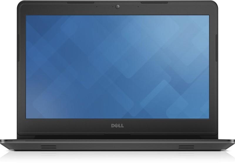Dell 3000 Core i3 4th Gen - (4 GB/500 GB HDD/Windows 10 Home/128 MB Graphics) Latitude 3460 Laptop(14.1 inch, Grey Black, 1.9 kg)