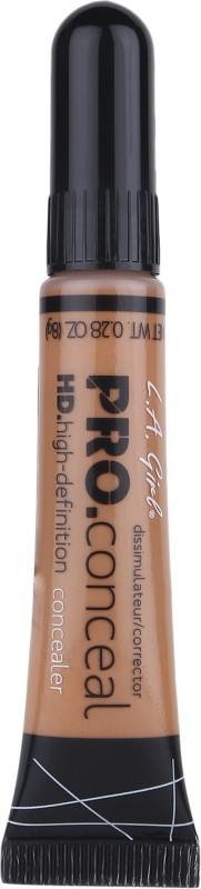 L.A. Girl HD Pro Concealer(Toffee, 8 g)