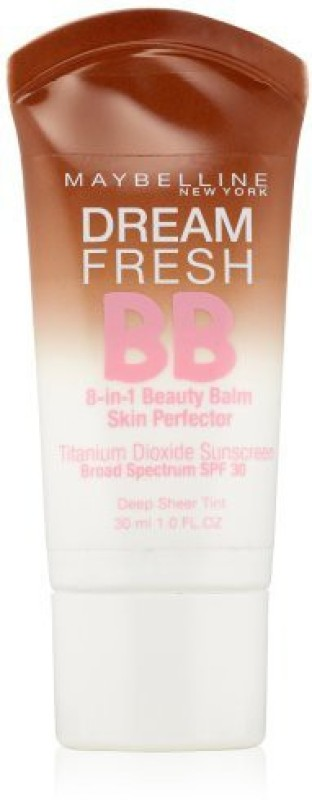 Maybelline Dream Fresh BB Cream Concealer(Deep) Dream Fresh BB Cream