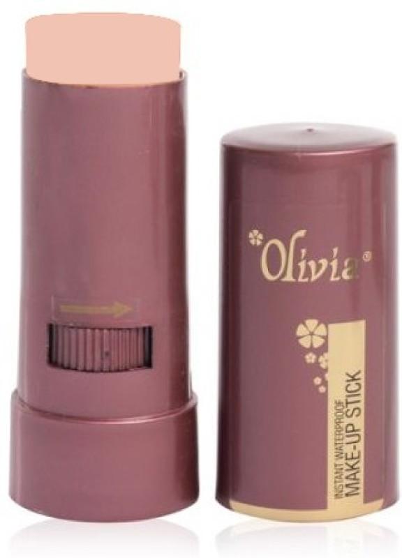 Olivia Instant Waterproof Make Up Stick Concealer(02 Rachelle Rose, 15 g)