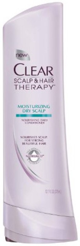 Clear Scalp and Hair Beauty Moisturizing Dry Scalp Nourishing Conditioner(375 ml)