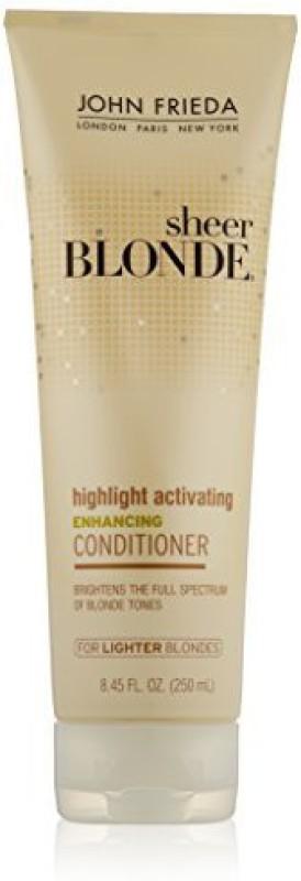John Frieda Sheer Blonde Highlight Activating Enhancing(250 ml) image