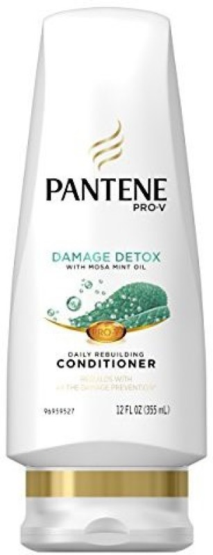 Pantene ProV Damage Detox with Mosa Mint(360 ml)