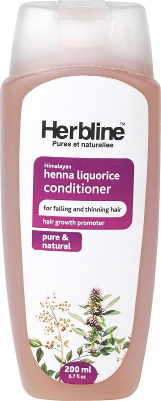 Herbline Henna Liquorice Conditioner(200 ml) image