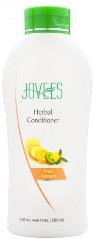 Jovees Hair Conditioner with Fruit Extracts(500 ml) image