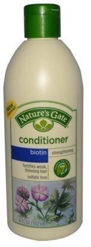 Nature's Gate COND,BIOTIN,STRENGTHENING, 18 FZ(532 ml)