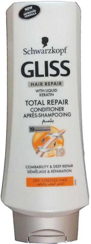 Schwarzkopf Gliss Total Repair Conditioner(400 ml) image