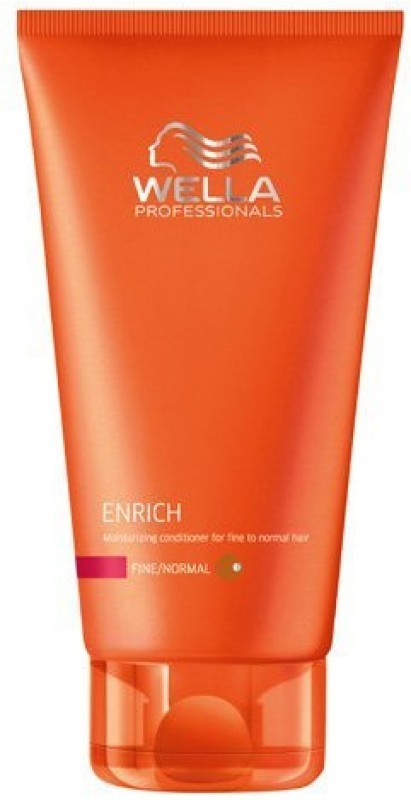 Wella Professionals Enrich Moisturizing Conditioner for Fine to Normal Hair for Unisex(250 ml) image