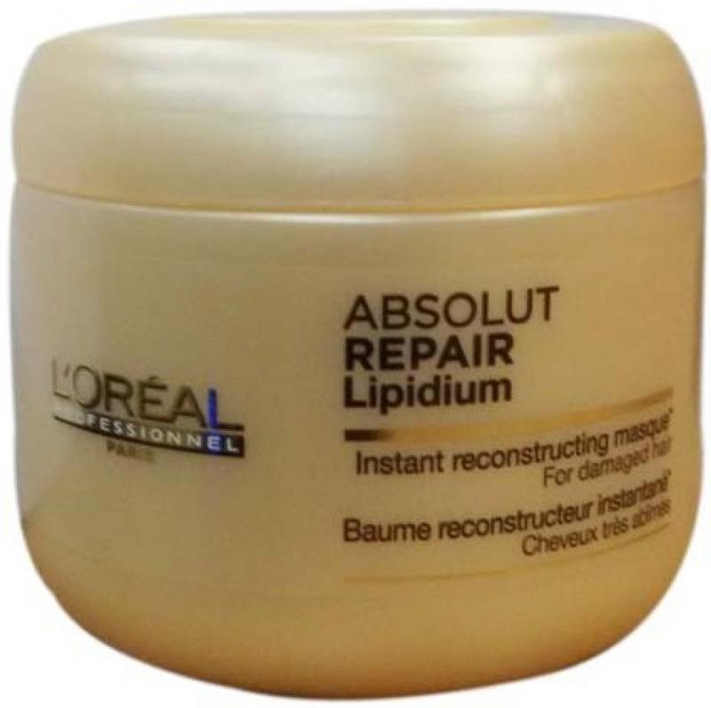 LOreal Paris Absolut Repair Lipidium instant reconstructing for damaged hair(196 g)