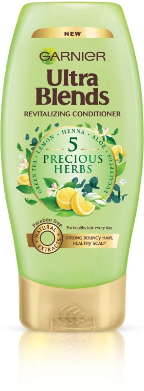 Garnier Ultra Blends 5 Precious Herbs Conditioner(175 ml)