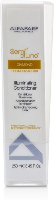 e3a0f40bb2b Alfa Parf Semi Di Lino Diamond Illuminating Conditioner (For Normal Hair)(250  ml
