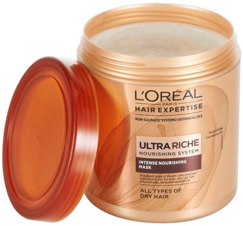 LOreal Paris hair Expertise Ultra Rich nourishing System intensive nourishing Mask(200 ml)