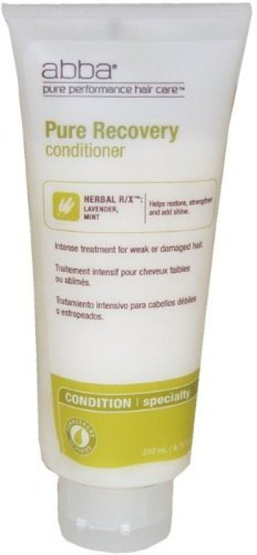 Abba Abba Pure Recovery Tubes (Pack of 2)(200 ml)