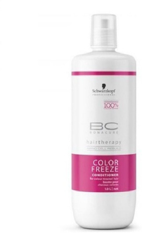 Schwarzkopf Professional BC Hair Therapy Amino Cell Rebuild Color Freeze(1 L) image