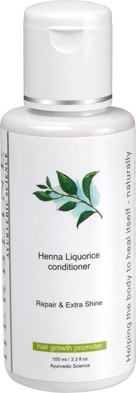 Herbline Henna Liquorice Conditioner(100 ml) image