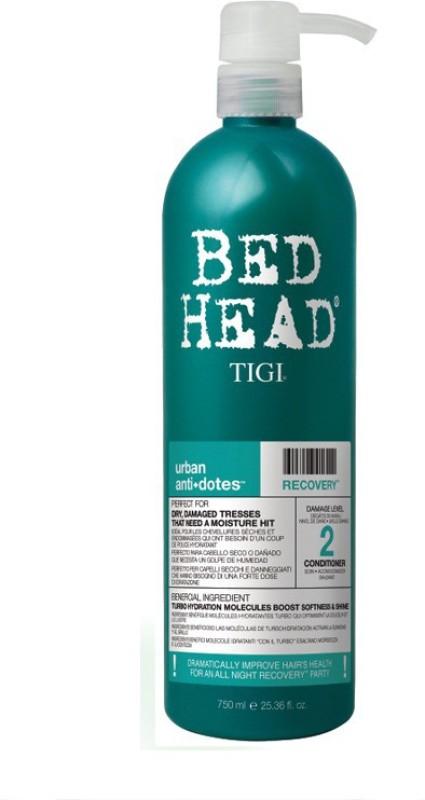 Bed Head Tigi RECOVERY SHAMPOO URBAN ANTI-DOTES DAMAGE EVEL 2(750 ml) image