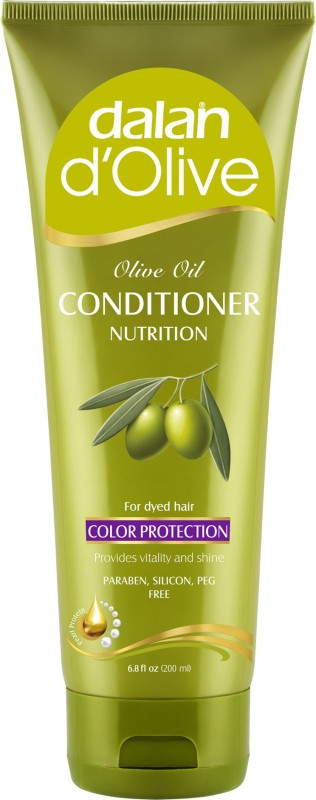 Dalan D'Olive COLOR PROTECTION CONDITIONER WITH OLIVE OIL(200 ml)