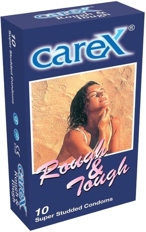 Carex Rough & Tough (Karex,Malaysia) Condom(10S)