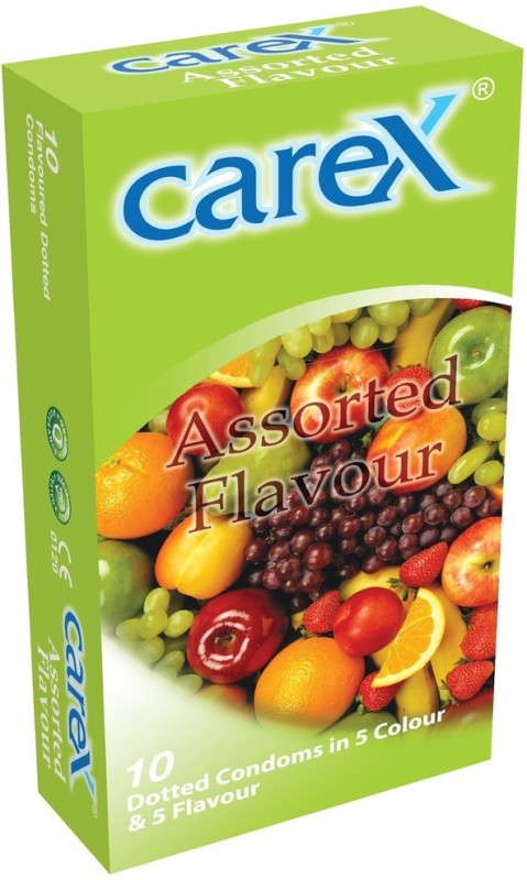 Carex Assorted Flavours (Karex,Malaysia) Condom(10S)