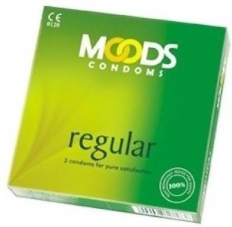 Moods Regular Condom(Set of 40, 2S)