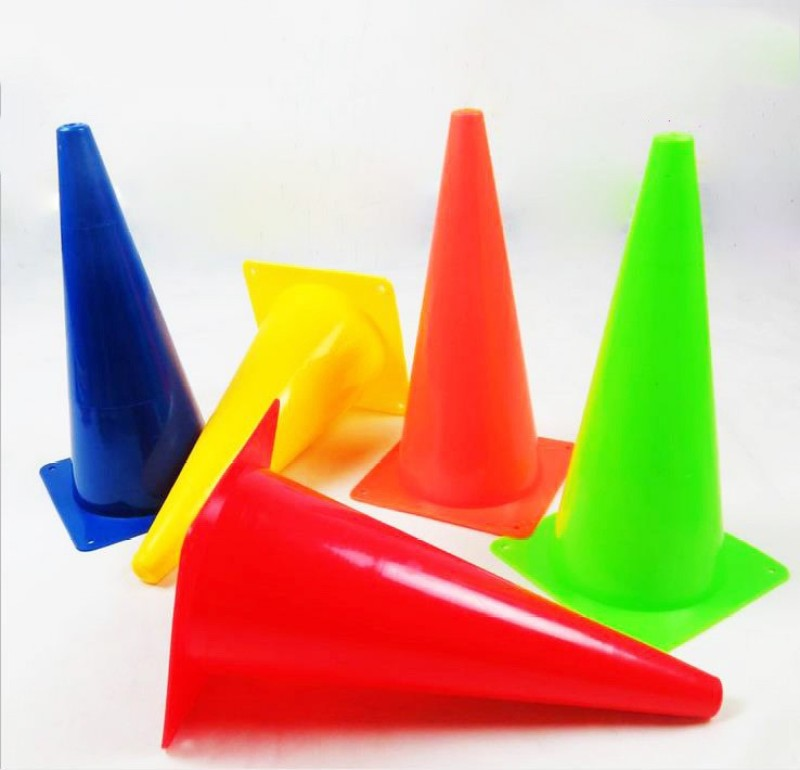 CW Cone Marker Pack of 6(Multicolor)