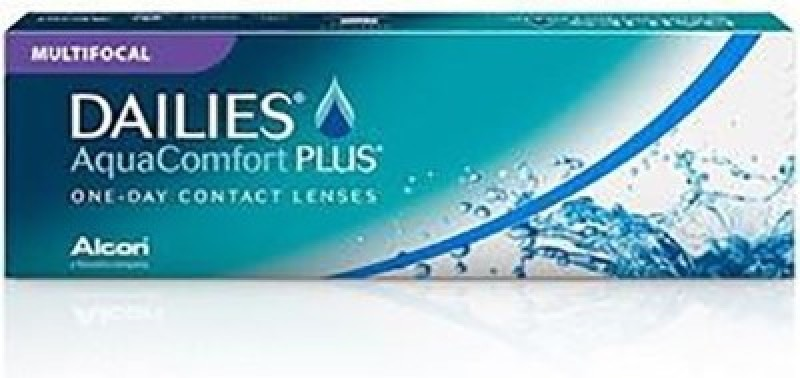 Ciba Vision Dailies Aqua Comfort+ Daily(-7.5, Contact Lenses, Pack of 30)
