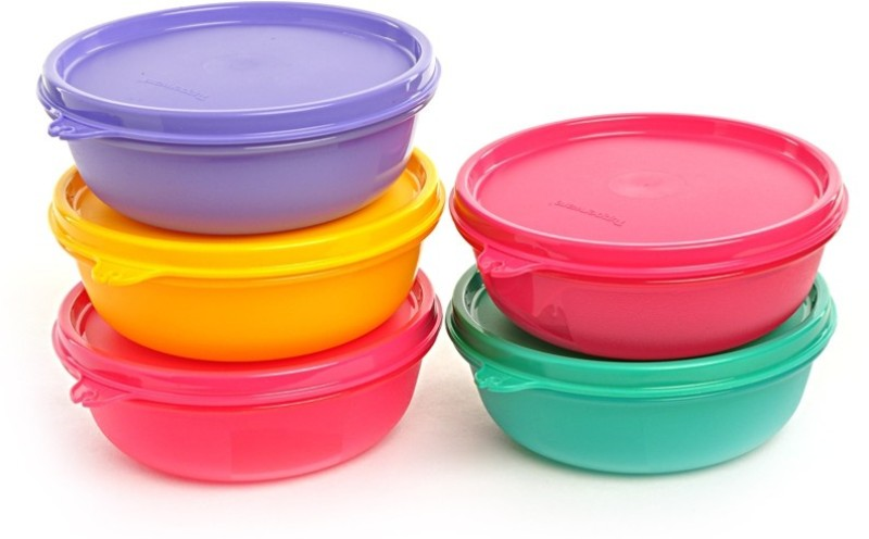 Tupperware Buddy 5 Containers Lunch Box(1500 ml)