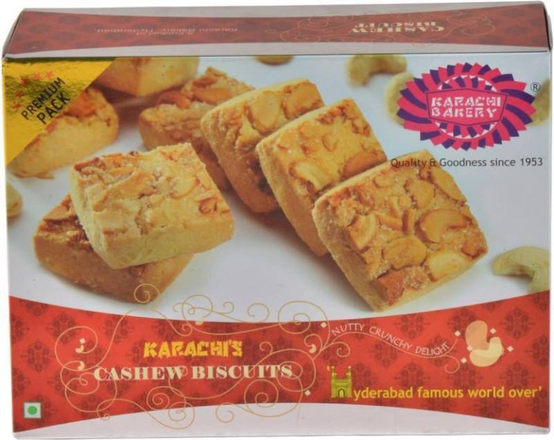 Karachi Bakery Cashew 400g (Pack of 2)(400 g, Pack of 2)