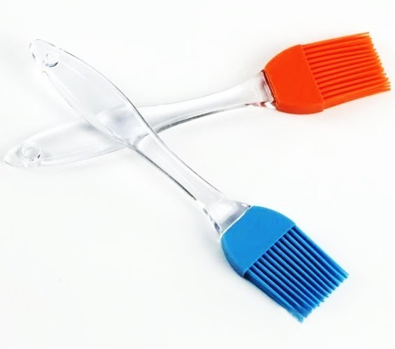 ChinuStyle Silicon Flat Pastry Brush