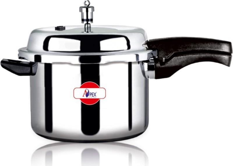 Apex Popular 2 Ltr Cooker 3 L Pressure Cooker(Aluminium)