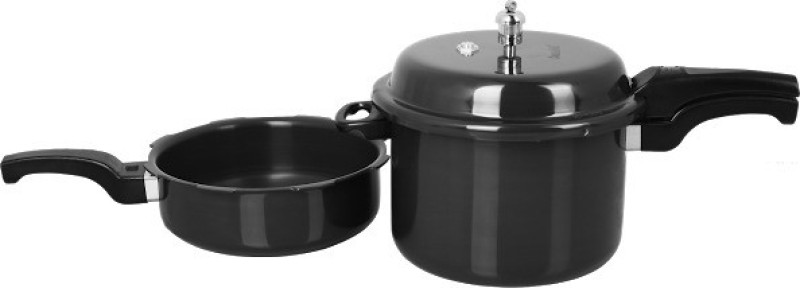 Sumeet Metalina 5Ltr Combo Cookware Set(Aluminium, 2 - Piece)