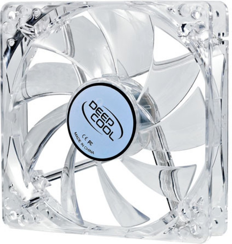Deepcool XFAN 120L/W White LED Chasis Cooler