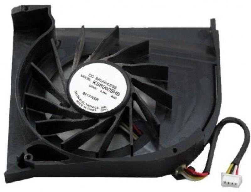 Rega IT HP PAVILION DV6151EU DV6152EA CPU Cooling Fan Cooler(Black)