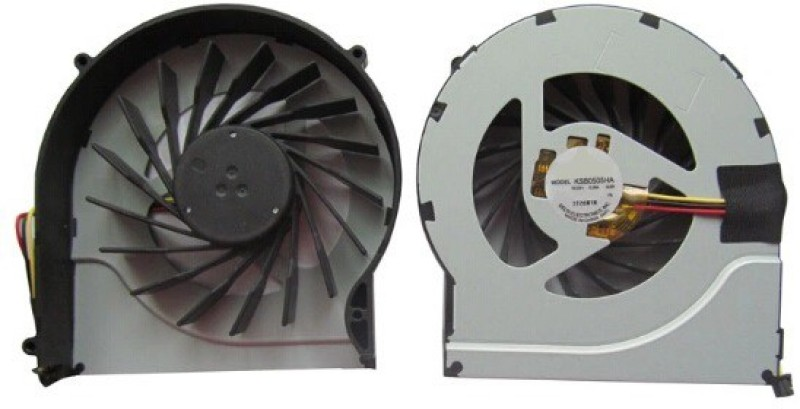 Rega IT HP PAVILION DV6-3370CA DV6-3375CA CPU Cooling Fan Cooler(Black)