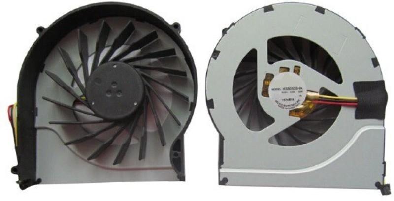 Rega IT HP PAVILION DV7-4155EG DV7-4155EO CPU Cooling Fan Cooler(Black)