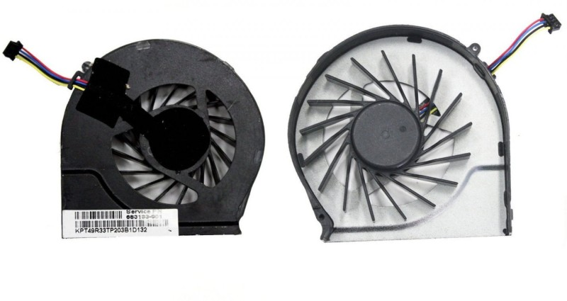 Rega IT HP PAVILION G6-2240EX G6-2240NR CPU Cooling Fan Cooler(Black)