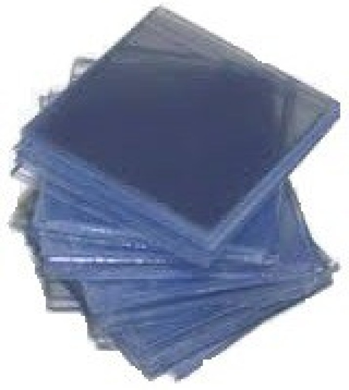 E.S.A.W 18*18mm Micro Glass cover slips(600 pcs. approx) Blank Cover Slip(Square Pack of 600)