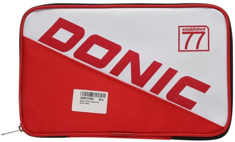 Donic Prime Bat Cover(Multicolor, kit bag)