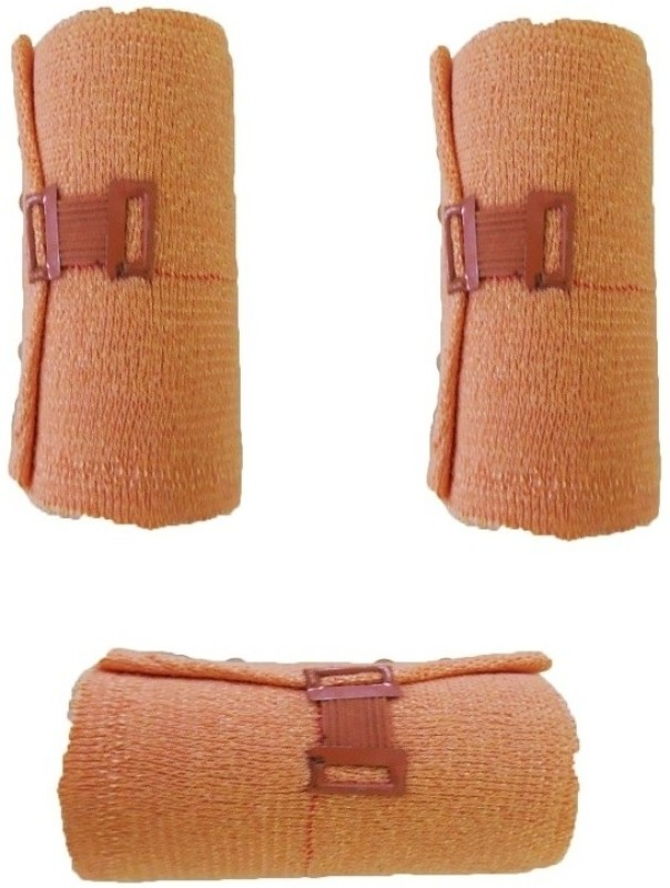Florida Set of 3 Crepe Bandage(8 cm)