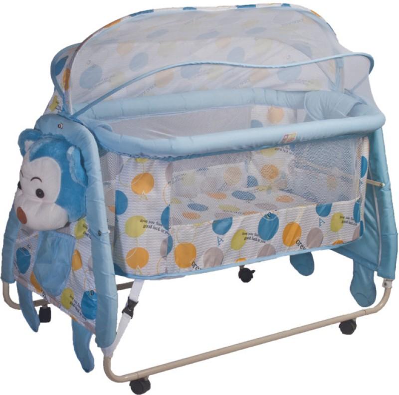 Meemee Baby Cradle(Blue)